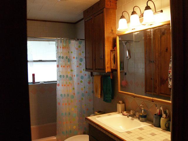 Bathroom Light Fixture Requirements lighting - rick's electric